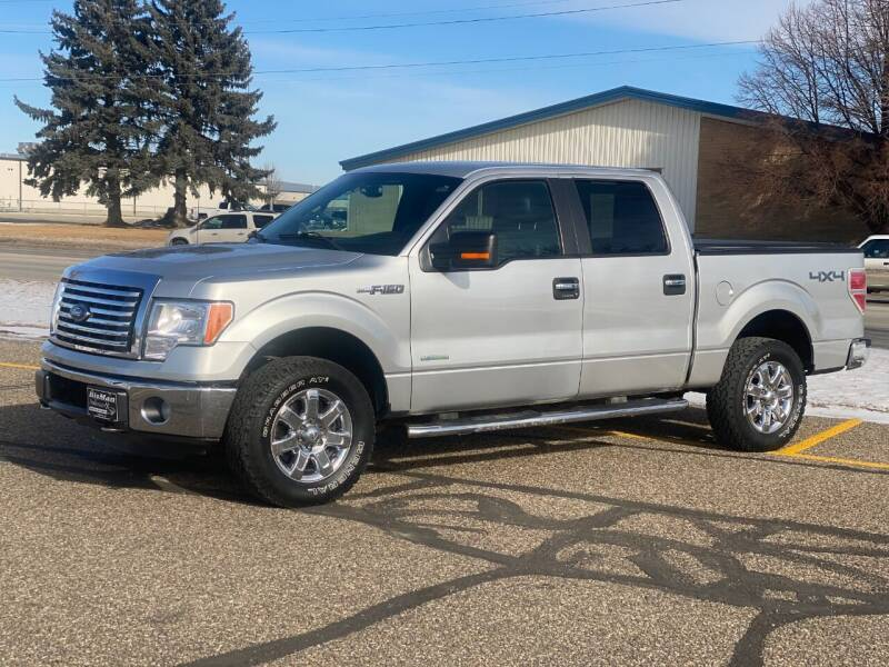 2011 Ford F-150 for sale at BISMAN AUTOWORX INC in Bismarck ND