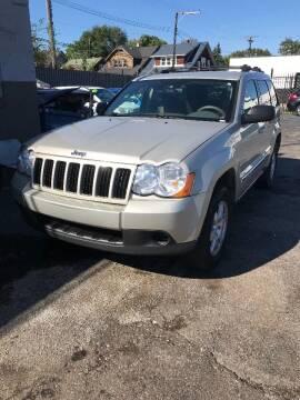 2010 Jeep Grand Cherokee for sale at Simon's Auto Sales in Detroit MI
