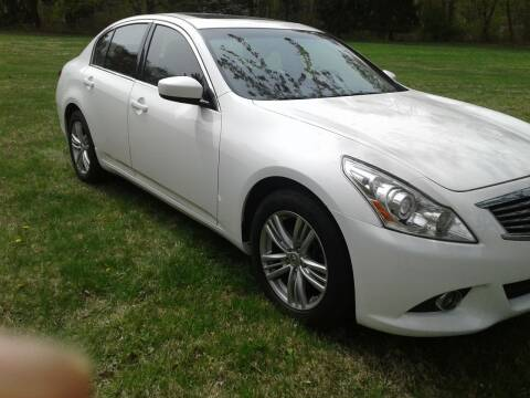 2015 Infiniti Q40 for sale at ELIAS AUTO SALES in Allentown PA