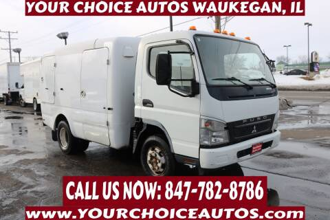 2008 Mitsubishi Fuso FE84D for sale at Your Choice Autos - Waukegan in Waukegan IL