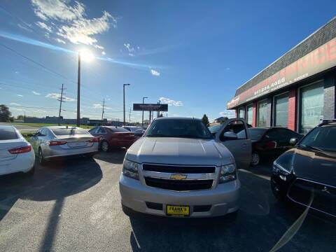 2008 Chevrolet Tahoe for sale at Washington Auto Group in Waukegan IL