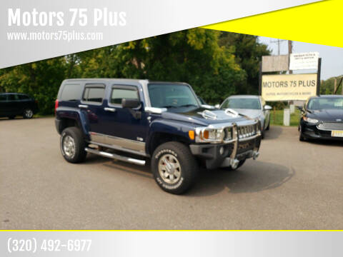 2007 HUMMER H3 for sale at Motors 75 Plus in Saint Cloud MN