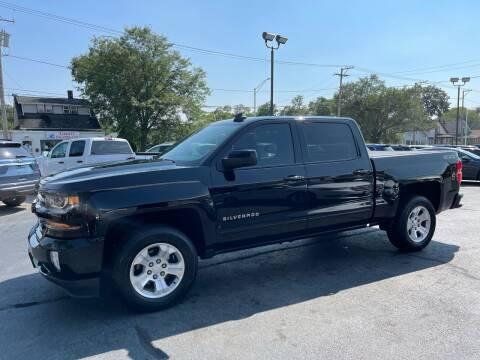 2017 Chevrolet Silverado 1500 for sale at Aurora Auto Center Inc in Aurora IL