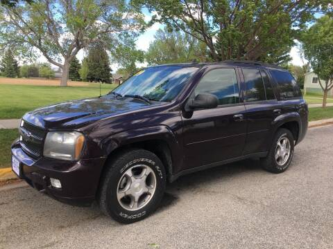 2009 Chevrolet TrailBlazer for sale at Kevs Auto Sales in Helena MT