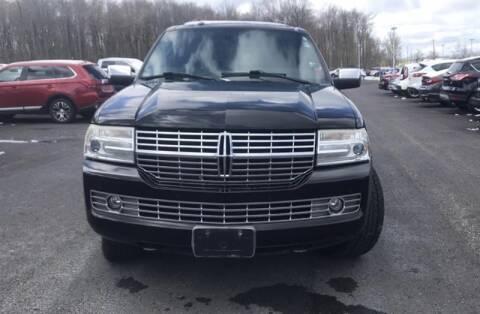 2009 Lincoln Navigator L for sale at CarXpress in Fredericksburg VA