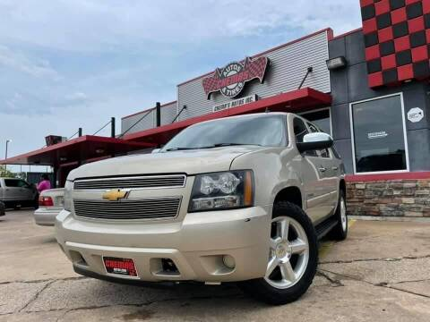 2008 Chevrolet Tahoe for sale at Chema's Autos & Tires in Tyler TX