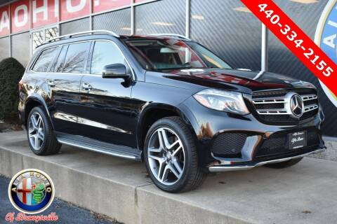 2017 Mercedes-Benz GLS for sale at Alfa Romeo & Fiat of Strongsville in Strongsville OH