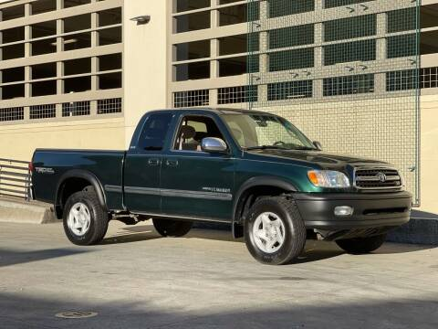 2002 Toyota Tundra for sale at LANCASTER AUTO GROUP in Portland OR