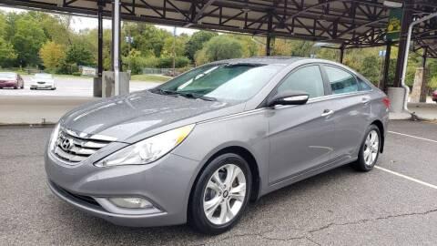 2013 Hyundai Sonata for sale at Nationwide Auto in Merriam KS