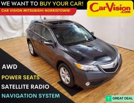 2015 Acura RDX for sale at Car Vision Mitsubishi Norristown in Trooper PA