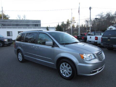 2015 Chrysler Town and Country for sale at Auto Choice of Middleton in Middleton MA