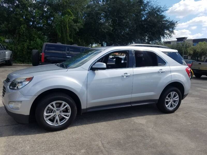 2017 Chevrolet Equinox for sale at FAMILY AUTO BROKERS in Longwood FL