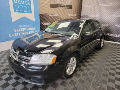 2012 Dodge Avenger for sale at X Drive Auto Sales Inc. in Dearborn Heights MI