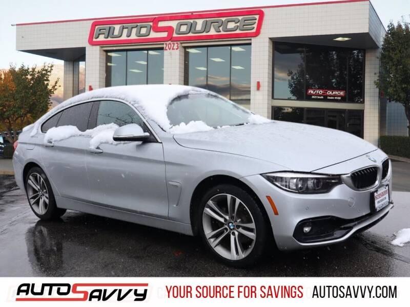 2018 BMW 4 Series for sale in Draper, UT