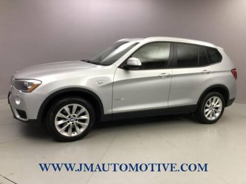 2015 BMW X3 for sale at J & M Automotive in Naugatuck CT