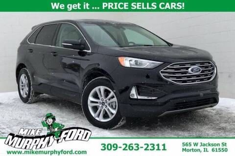 2020 Ford Edge for sale at Mike Murphy Ford in Morton IL