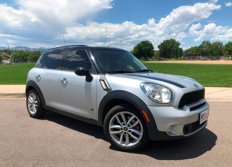 2014 MINI Countryman for sale at Nations Auto in Lakewood CO