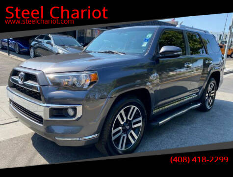 2015 Toyota 4Runner for sale at Steel Chariot in San Jose CA