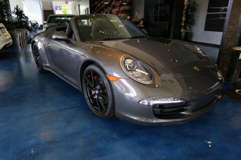 2016 Porsche 911 for sale at OC Autosource in Costa Mesa CA