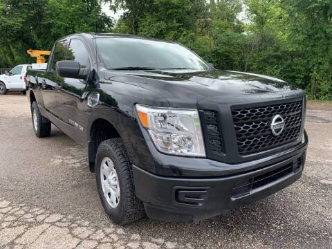 2017 Nissan Titan XD for sale at Ol Mac Motors in Topeka KS
