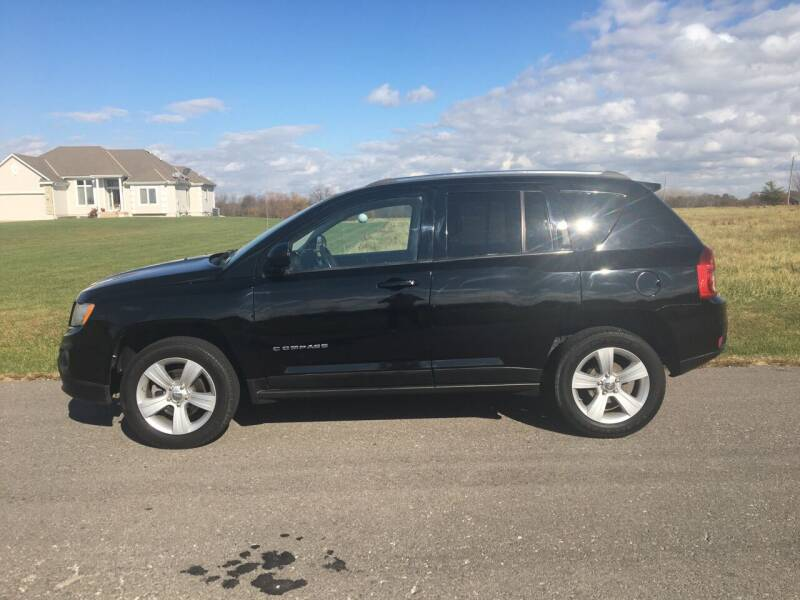 2012 Jeep Compass for sale at Nice Cars in Pleasant Hill MO