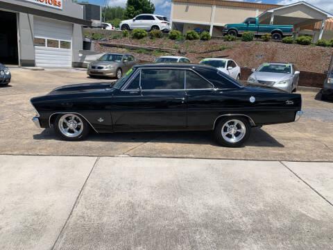 1967 Chevrolet Nova for sale at State Line Motors in Bristol VA