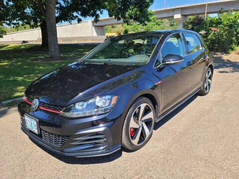 2020 Volkswagen Golf GTI for sale at EXECUTIVE AUTOSPORT in Portland OR