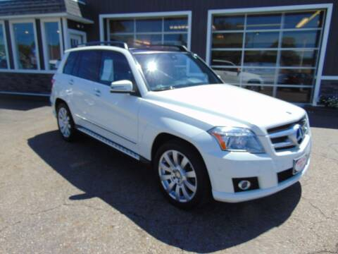 2010 Mercedes-Benz GLK for sale at Akron Auto Sales in Akron OH