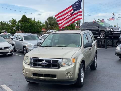 2011 Ford Escape for sale at KD's Auto Sales in Pompano Beach FL