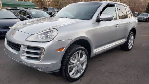 2008 Porsche Cayenne for sale at GA Auto IMPORTS  LLC in Buford GA