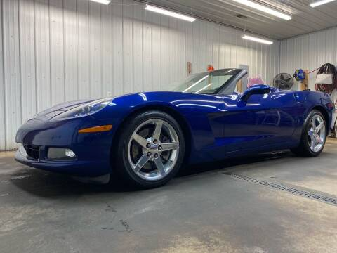 2005 Chevrolet Corvette for sale at Ryans Auto Sales in Muncie IN