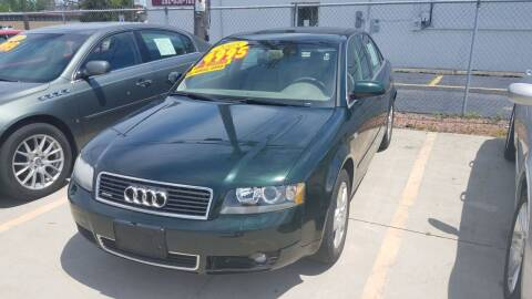 2005 Audi A4 for sale at Kenosha Auto Outlet LLC in Kenosha WI