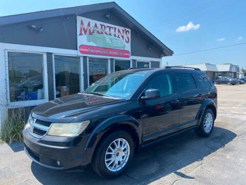 2010 Dodge Journey for sale at Martins Auto Sales in Shelbyville KY