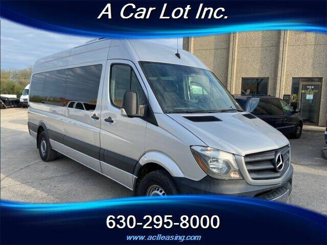 2014 Mercedes-Benz Sprinter Passenger for sale at A Car Lot Inc. in Addison IL