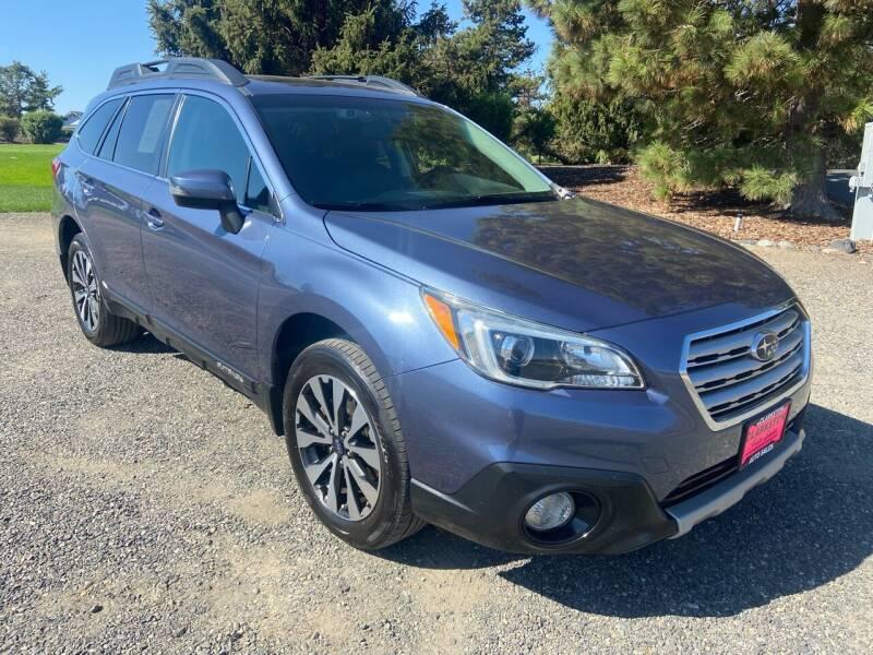 2015 Subaru Outback for sale at Clarkston Auto Sales in Clarkston WA