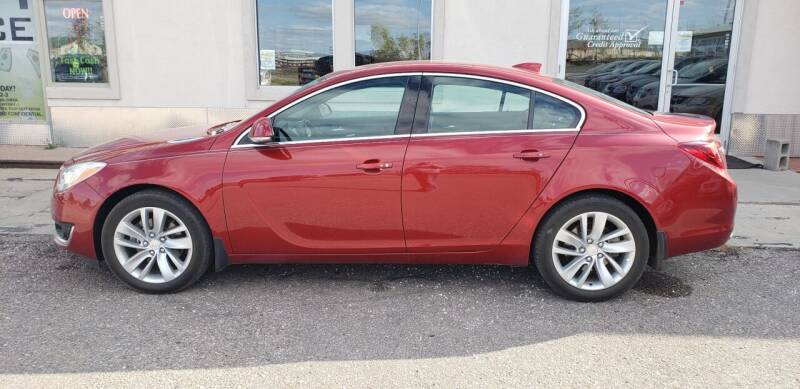 2015 Buick Regal for sale at HomeTown Motors in Gillette WY