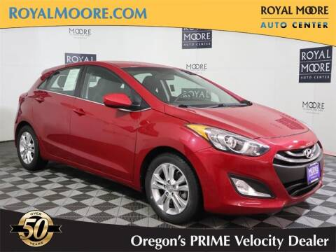 2014 Hyundai Elantra GT for sale at Royal Moore Custom Finance in Hillsboro OR