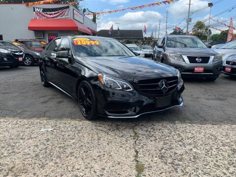 2014 Mercedes-Benz E-Class for sale at Metro Auto Exchange 2 in Linden NJ
