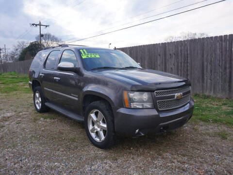 2011 Chevrolet Tahoe for sale at BLUE RIBBON MOTORS in Baton Rouge LA