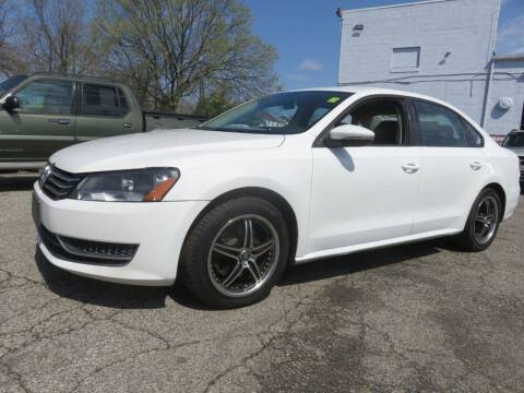 2012 Volkswagen Passat for sale at US Auto in Pennsauken NJ