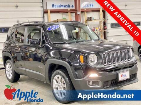 2017 Jeep Renegade for sale at APPLE HONDA in Riverhead NY