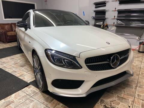 2017 Mercedes-Benz C-Class for sale at TOP SHELF AUTOMOTIVE in Newark NJ