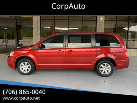 2008 Chrysler Town and Country for sale at CorpAuto in Cleveland GA