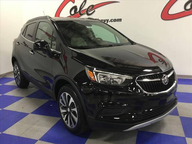 2021 Buick Encore for sale at Cole Chevy Pre-Owned in Bluefield WV