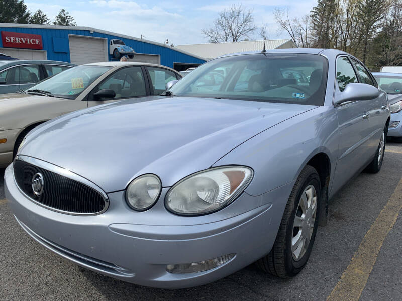 2005 Buick LaCrosse for sale at BURNWORTH AUTO INC in Windber PA
