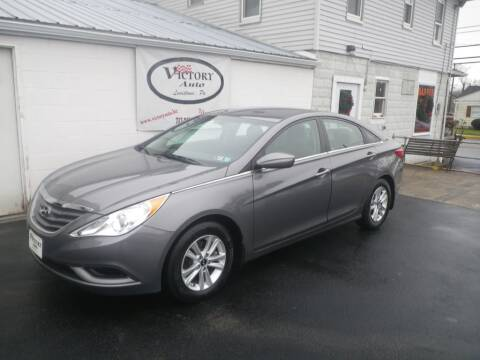 2012 Hyundai Sonata for sale at VICTORY AUTO in Lewistown PA
