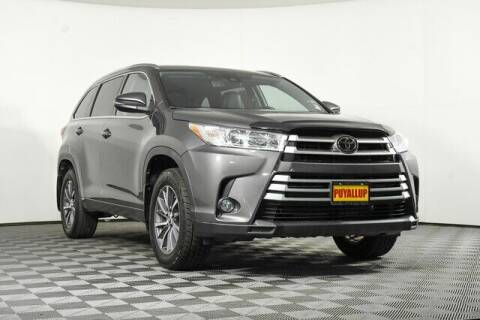 2018 Toyota Highlander for sale at Washington Auto Credit in Puyallup WA