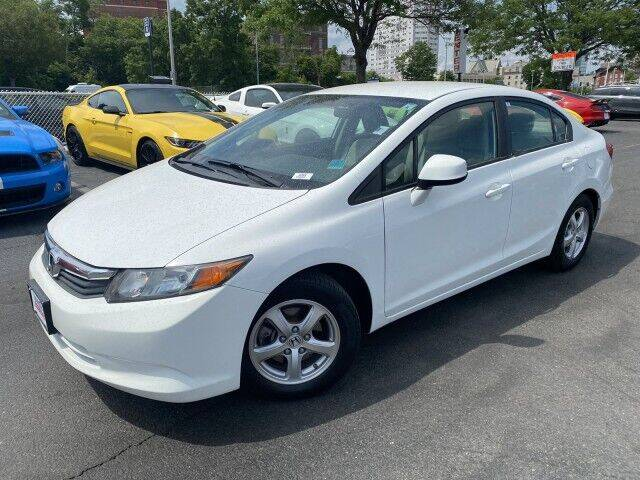 2012 Honda Civic for sale in Worcester, MA