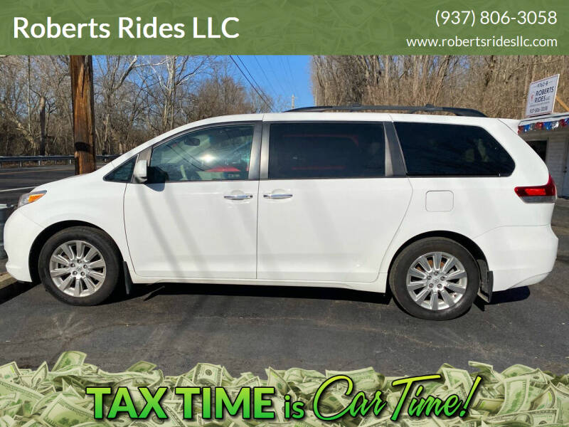 2014 Toyota Sienna for sale at Roberts Rides LLC in Franklin OH