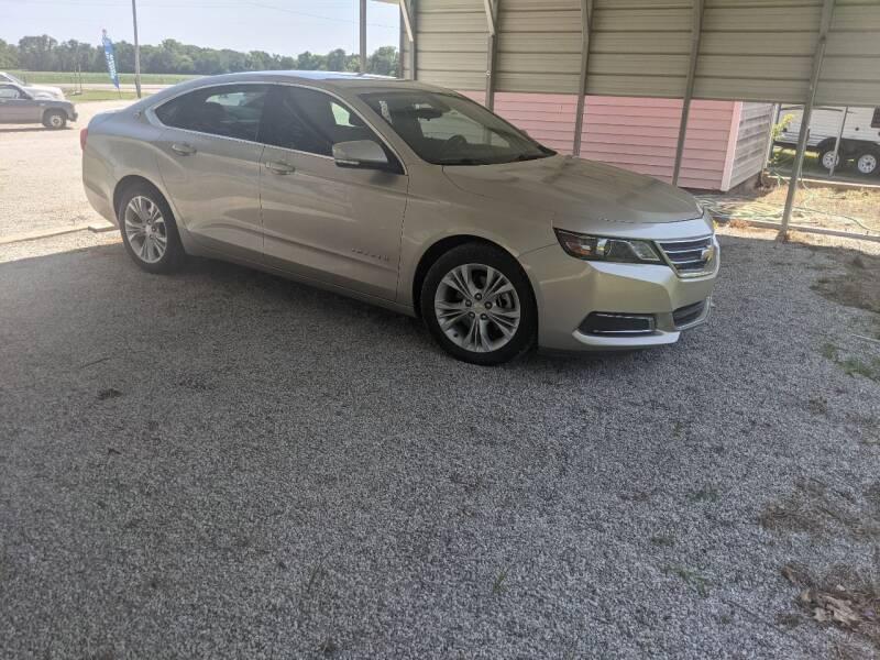 2015 Chevrolet Impala for sale at Halstead Motors LLC in Halstead KS